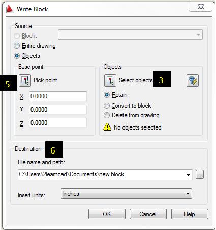AutoCAD Keyboard Shortcuts